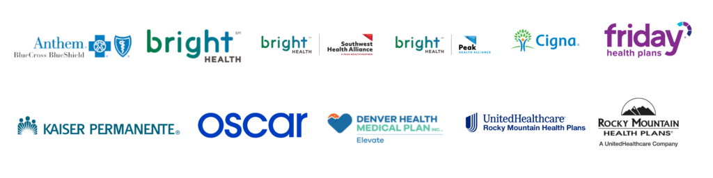 2021 Health Insurance Companies Logo Lockup